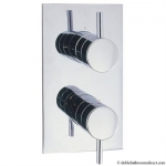 MIKE LEVER THERMOSTATIC SHOWER VALVE WITH 2 WAY DIVERTER