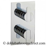 PURSUIT THERMOSTATIC SHOWER VALVE WITH 2 WAY DIVERTER