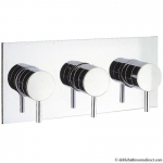 KAI LEVER THERMOSTATIC SHOWER VALVE WITH 3 WAY DIVERTER