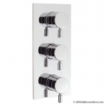 DESIGN THERMOSTATIC SHOWER VALVE 3 CONTROL