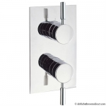 DESIGN THERMOSTATIC SHOWER VALVE WITH 2 WAY DIVERTER