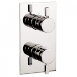 LOGIC THERMOSTATIC SHOWER VALVE WITH 2 WAY DIVERTER
