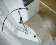 CURVED PANEL WALK-IN ENCLOSURES