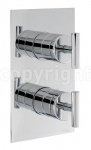 GLIDE THERMOSTATIC SHOWER VALVE