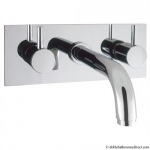 MIKE LEVER BATH 3 HOLE FILLER