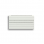 Bisque Decorative Panel 507 x 1000 Radiator