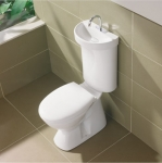 Caroma Profile™ 5 Integrated Toilet