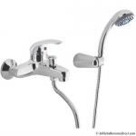 PRIMA BATH SHOWER MIXER WITH KIT