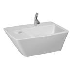 Alessi Dot washbasin, 740x490mm
