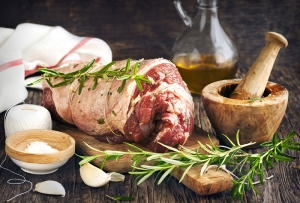 Boneless Yorkshire  Leg of Lamb