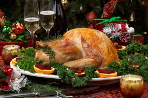 Free-Range Bronze Yorkshire Chrismas Turkeys