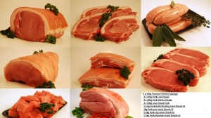 Orchard Reared English Free-Range Pork Pack