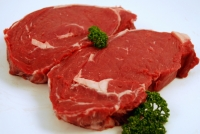 Two Yorkshire Nidderdale Rib-Eye Steaks