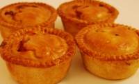 Four Award Winning Farmhouse Pies