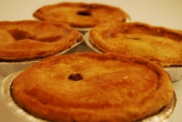 Four Award Winning Chicken Pies