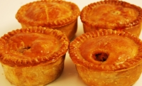 Four Award Winning Yorkshire Pork Pies