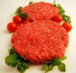 Four x 6oz Aberdeen Angus Steak Burgers