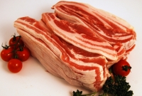 Yorkshire Streaky bacon