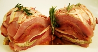 Boneless Mixed Bird Galantine Roast