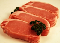 Yorkshire Free-Range Pork Sirloin Steaks
