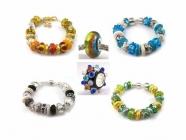 pandora / troll style beads and bracelets