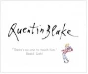 Quentin Blake-Roald Dahl
