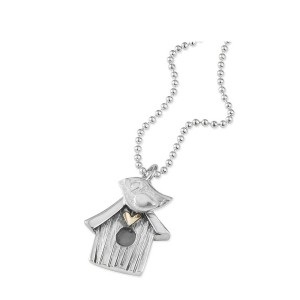 Bird House Necklace Linda Macdonald Necklaces