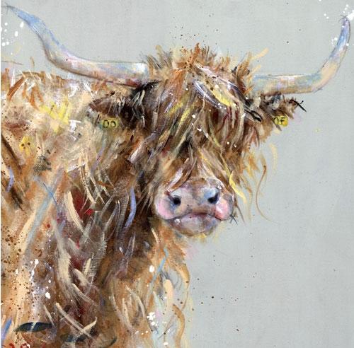 Highland Card Animals Fenwick Gallery