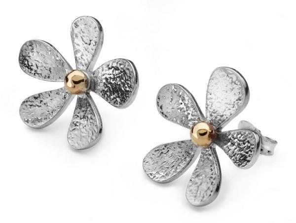 Large Daisy Studs Earrings Fenwick Gallery