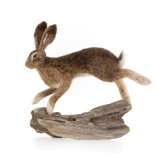 Leaping Hare Sculpture Fenwick Gallery