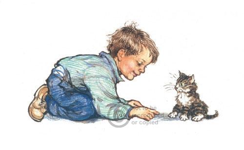 Shirley Huges New Kitten Shirley Hughes Shirley Hughes