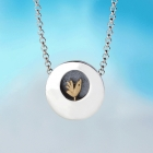 Happy As A Lark Pendant