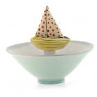 Polka Boat Bowl