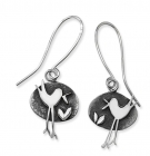 The Birds and Bees Drop Earrings