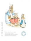 Beatrix Potter - Flopsy, Mopsy, Cotton-tail & Peter