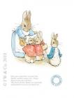 Beatrix Potter - Flopsy, Mopsy, Cotton-tail & Peter