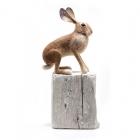 Alison Cremona Sitting Hare