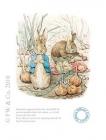 Beatrix Potter - Benjamin & Peter Rabbit with Onions