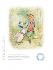 Beatrix Potter - Jemima with Mr Fox