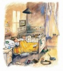 Shirley Hughes - Bedtime in Summer