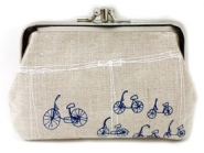Bikes Purse