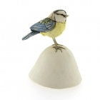 Blue Tit Sculpture