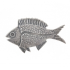 Bream Brooch