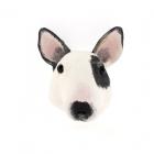 Bull Terrier Head **Special Order**