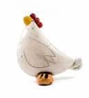 Ceramic Chicken Upright