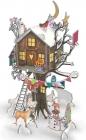 Christmas Treehouse Advent Calendar
