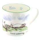 Cloudwatching mug