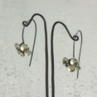 Cluster Wire Earrings