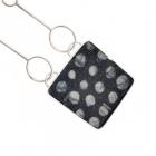 Cobble spot neckpiece