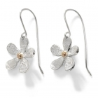 Daisies Drop Earrings